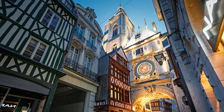 Rouen & Honfleur - DAY TRIP - 4 septembre billets