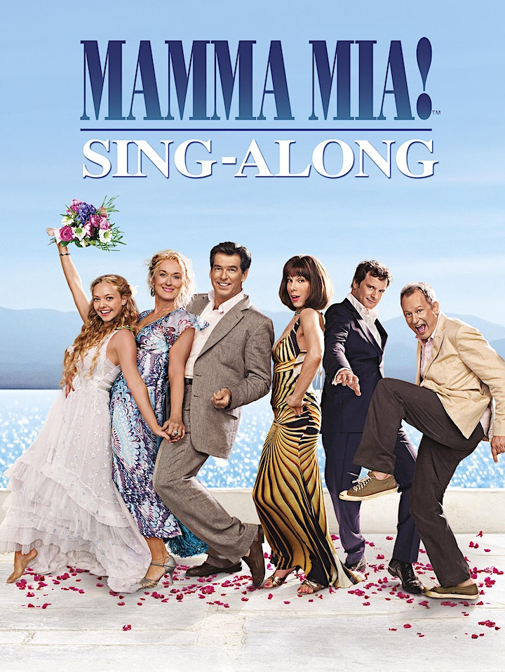 Outdoor Cinema at the Castle | Mamma Mia! Sing-Along image