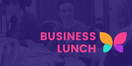 New York Women's Business Lunch Tickets