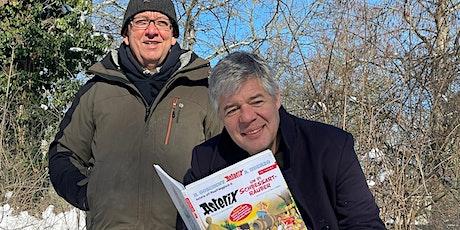 Asterix auf Meefrängisch | kulturscheune höchberg Tickets