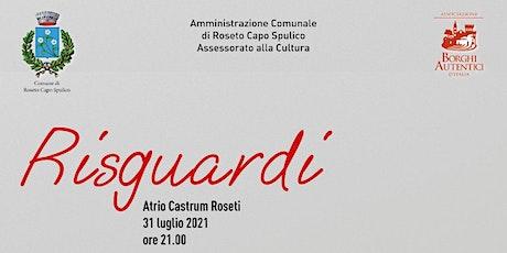 """Risguardi…presenta """"Quarantene"""" di Giuseppe Benvenuto tickets"""