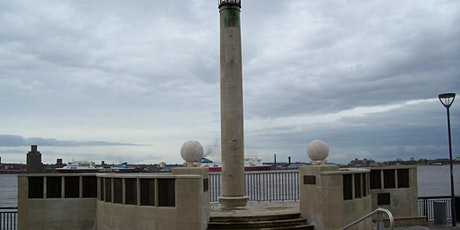 CWGC Tours/Events Liverpool Naval Memorial tickets