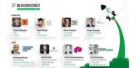 BLOCKROCKET's Monthly Startup Pitch: July 2021 tickets