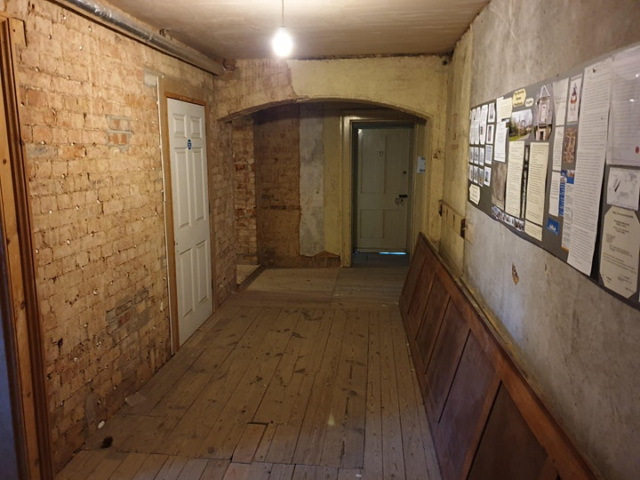 Beaumanor Hall Halloween Ghost Hunt, Leicestershire - 29th October 2021 image