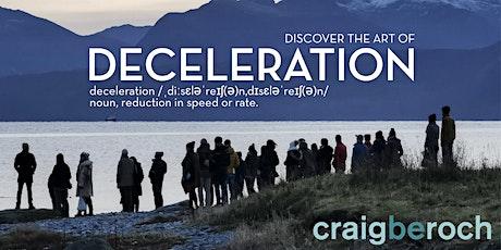 Decelerator Lab - November 2021 tickets