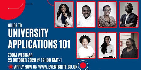 Preparing for postgraduate studies 101 tickets