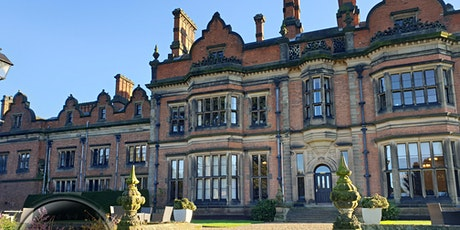 Beaumanor Hall Halloween Ghost Hunt, Leicestershire - 29th October 2021 tickets