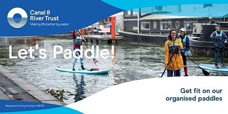Let's Paddle - kayaking, every Wednesday at Smethwick tickets