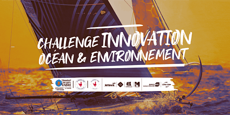 Finale du Challenge Innovation Océan & Environnement billets