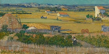 Van Gogh Museum - Amsterdam: Livestream Art Tour Program tickets