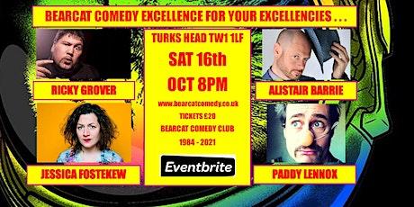 Bearcat Comedy Show tickets