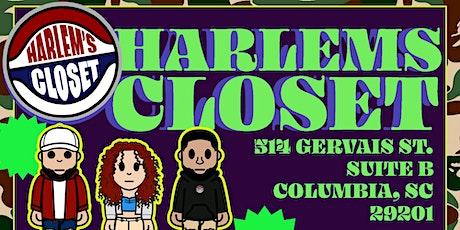 Harlem's Closet Grand Opening tickets