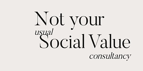 Social Value in Tech: Turning purpose into practice and profit. tickets