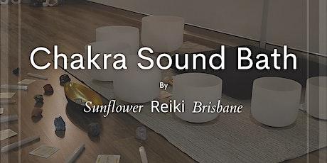 Chakra Sound Bath - POSTPONED tickets