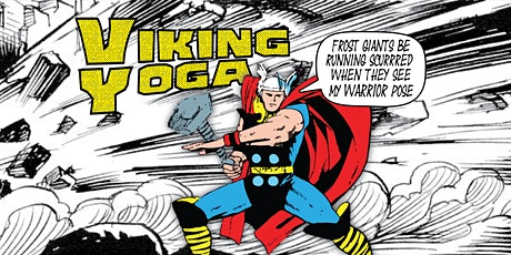 Viking Yoga! tickets
