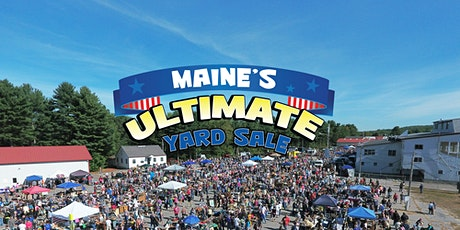 Maine's Ultimate Fall Yard Sale - Seller Spaces 2021 tickets
