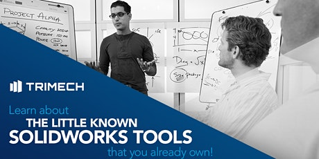Learn About the Little Known SOLIDWORKS Tools You Already Own- Huntsville tickets