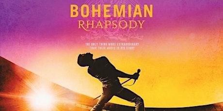 Outdoor Cinema at the Castle | Bohemian Rhapsody tickets