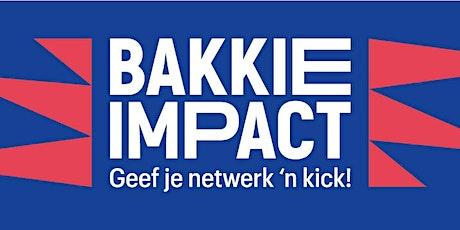 Bakkie Impact: Het Financieren van je Onderneming tickets