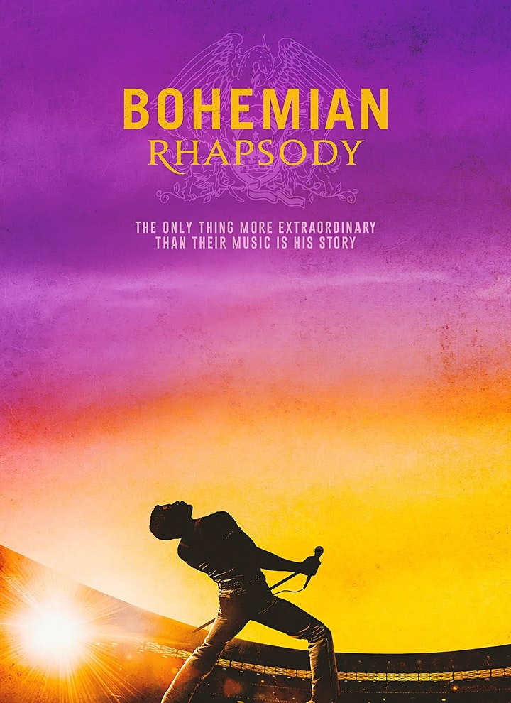 Outdoor Cinema at the Castle | Bohemian Rhapsody image