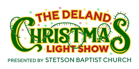 The DeLand Christmas Light Show tickets