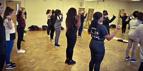 FREE Summer Teens Street Dance Taster For Beginners in Gillingham tickets