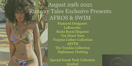 Runway Tales Exclusive AFROS & SWIMSUITS Fashion Show tickets
