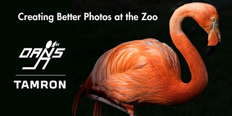 Creating Better Photos at the Zoo tickets