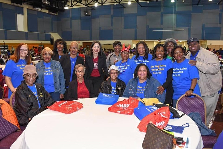 The Empowered You: Texas Senior Citizens Conference 2021 - Tele-Townhall image