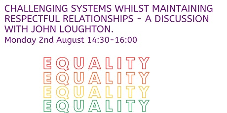 Challenging Systems and Maintaining Respectful Relationships Tickets