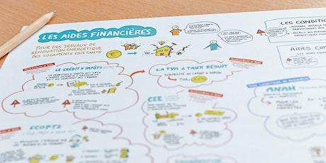Webinaire Aides financières à la rénovation énergétique billets