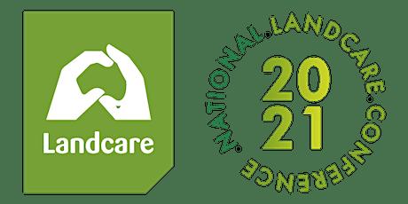 Livestream of 2021 National Landcare  Awards - McLaren Vale event hub tickets