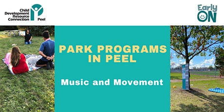 PARK PROGRAM: Nancy McCredie Park - Music and Movement (birth-6 years) tickets