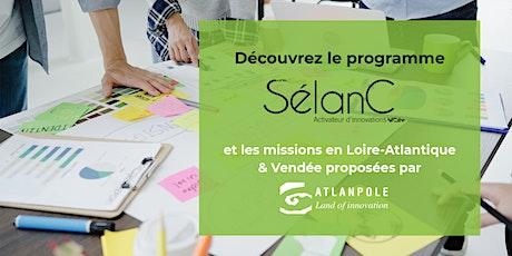 SélanC - Réunion d'information Chef de Projets -  Session 29 billets