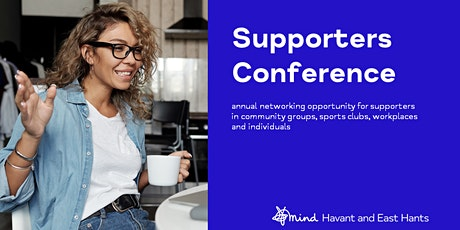 Supporters Conference - Afternoon Session tickets