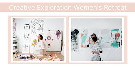 Creative Exploration Women's Retreat tickets