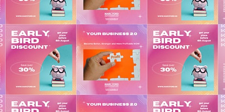 Your Business 2.0 tickets