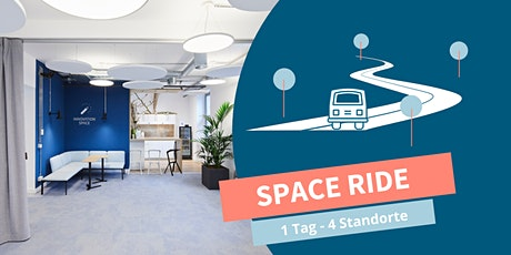 SPACE RIDE: 1 Tag - 4 Standorte Tickets