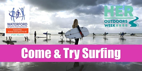 HER Outdoors Come & Try It Surfing for Women tickets