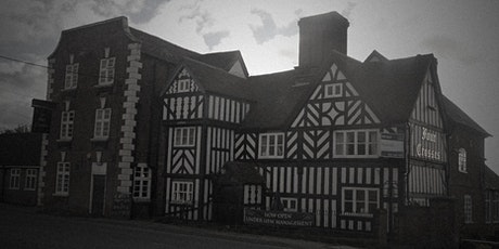 Spooky Sunday Ghost Hunt at Four Crosses Inn - Sunday 5th December 2021 tickets