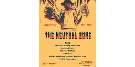 Live Music long dog days of August The Neutral Zone tickets
