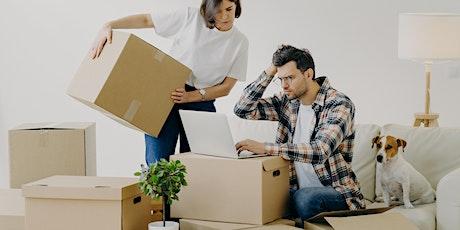 Comment voudriez-vous déménager dans un futur digital ? billets