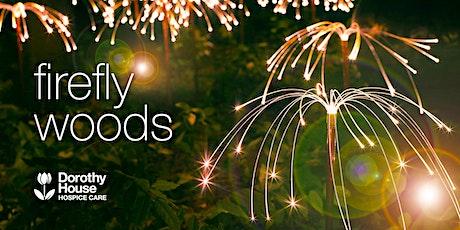 Firefly Woods celebration evening tickets