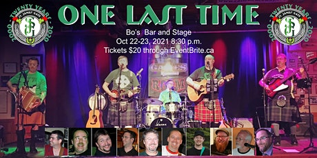 ST JAMES GATE -- ONE LAST TIME (VIRTUAL SHOW) tickets