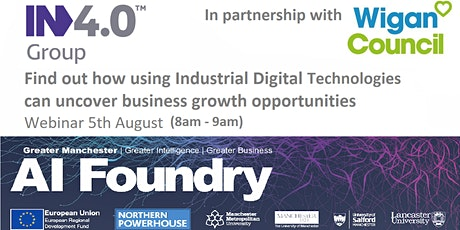 Introduction to Industrial Digital Technologies tickets