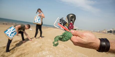 Grondstofjutters Beach cleanup @ Scheveningen (World Cleanup Day) tickets