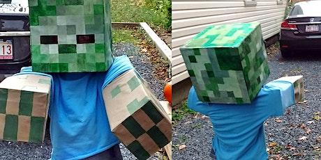 Minecraft Zombie Costume Course tickets