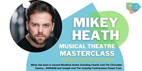 TSOS Edinburgh  x Mikey Heath Masterclass tickets