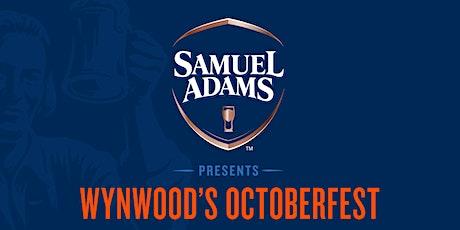 Wynwood's Octoberfest Presented by Samuel Adams 11th Annual tickets