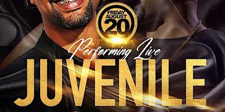 Juvenile Live tickets
